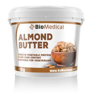 Almond Butter - Mandlové máslo Natural 1kg Natural 1kg