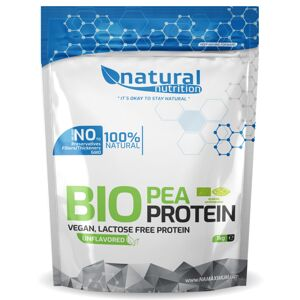 BIO Pea Protein - Hrachový protein 400g Natural 400g Natural