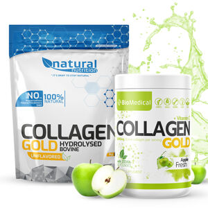 Collagen Gold - Hydrolyzovaný kolagen Natural 1kg