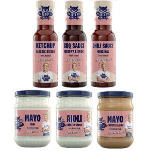 HealthyCO Omáčky a Mayo Mayo real