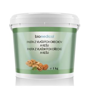 Máslo z kešu a vlašských ořechů Natural 1kg Natural 1kg