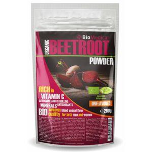 Organic Beetroot Powder - Bio prášek z červené řepy 200g 200g