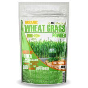 Organic Wheat Grass - Bio mladá zelená pšenice 100g 100g