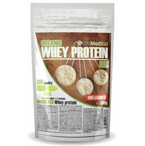 Organic Whey Protein - Bio syrovátkový protein Natural 300g
