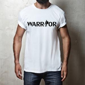 Tričko Warrior bílé S S