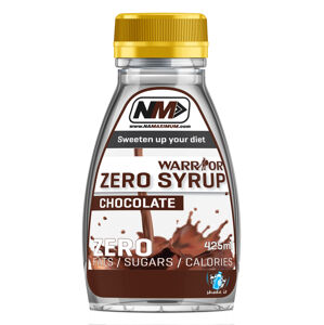 Zero Syrup - bezkalorický sirup Chocolate 425ml Chocolate 425ml
